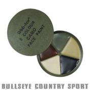 Web-tex Camo Face Paint Army Camo Cream Cadet Fancy Dress Hunting Sports