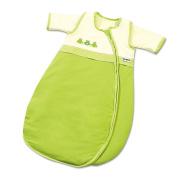 Gesslein sleeping bag Bubou Sensitive, Green 50 cm - für Neugeborene green