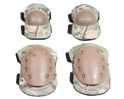 Queenshiny® Tactical Protective Knee Support Pads And Elbow Pads