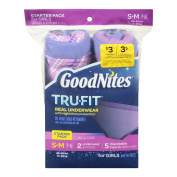 GoodNites Goodnites Trufit Real Underwear For Girls, Starter Pack Size S-M
