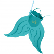 Mahina Mermaid Lil' MerFin Swimming Fin, Aqua