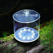 Aidier Inflatable Solar Lantern, Inflatable Solar Powered Lantern For Outdoor