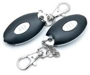 Ultrabright Led Keyring Mini Torch Light Car Keys Handbag Pocket Size Keychain