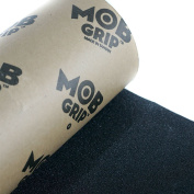 Mob Skateboard Griptape Black 23cm One Sheet Per Purchase New