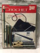 Crochet Teacher kit, Crochet hooks and Instruction Booklet