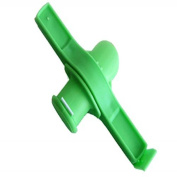 Generic Plastic Sealing Packaging Bag Seal Up Discharge Tube Vacuum Sealed Clip Nozzle S Size Green