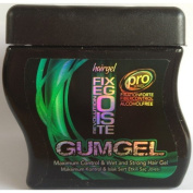 Fix Egoiste Gummy Hair Gel - 250ml Max Control & Wet & Strong Hair Gel
