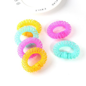 DIY Lazy Curly Hair Tools Disposable Curls Jewellery Pack of 32