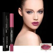 Women's Lip Glosses, Bestow Women 1Pcs Solf Kiss Proof Waterproof Long Lasting Makeup Lip Gloss Lipstick Pencil