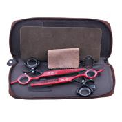 SMITH CHU 15cm Professional Hair Scissors Barber Hairdressing Scissor Swivel Ring Shear