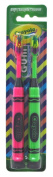 GUM Crayola Toothbrushes Soft 2 Each