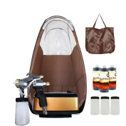 MaxiMist Allure Pro Sunless Spray Tanning System w Tent