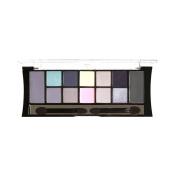 Eyeshadow Palette Makeup Kit, Inkach 12 Colours Cosmetic Powder Eye Shadow Palette Matt Set