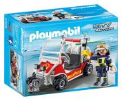 Playmobil 5398 City Action Fire Quad
