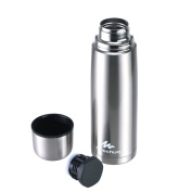 Travel mugs,commuter cup,stainless steel portable water cup-C