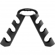 DTX Fitness Black Portable Dumbbell Weight Tree