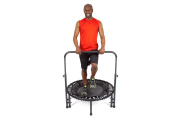 Stability Bar Handle for Fit Bounce Pro Rebounder - Mini Trampoline BAR ONLY