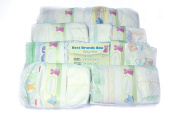 Perfectly Picked Nappy Sampler- Best Brands Box - Disposable Nappy Variety Pack