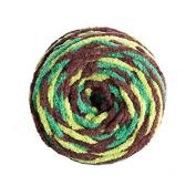 Celine lin One Skein Super Soft Baby Blanket Yarn Big Warm Ball Knitting Yarn,Multi-colored10