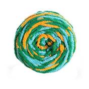 Celine lin One Skein Super Soft Baby Blanket Yarn Big Warm Ball Knitting Yarn,Multi-colored19