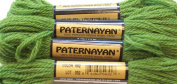 Paternayan Needlepoint 3-ply Wool Yarn-Colour-692-LODEN GREEN-THIS LISTING IS FOR 2-MINI 8-YD SKEINS