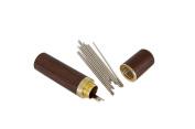 Premium Wood Sewing Needle Case - by RMLS