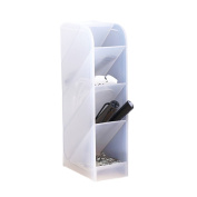 Desk Organiser- Pen Caddy Organiser Storage for Office, School, Home Supplies, Pen Storage Holder