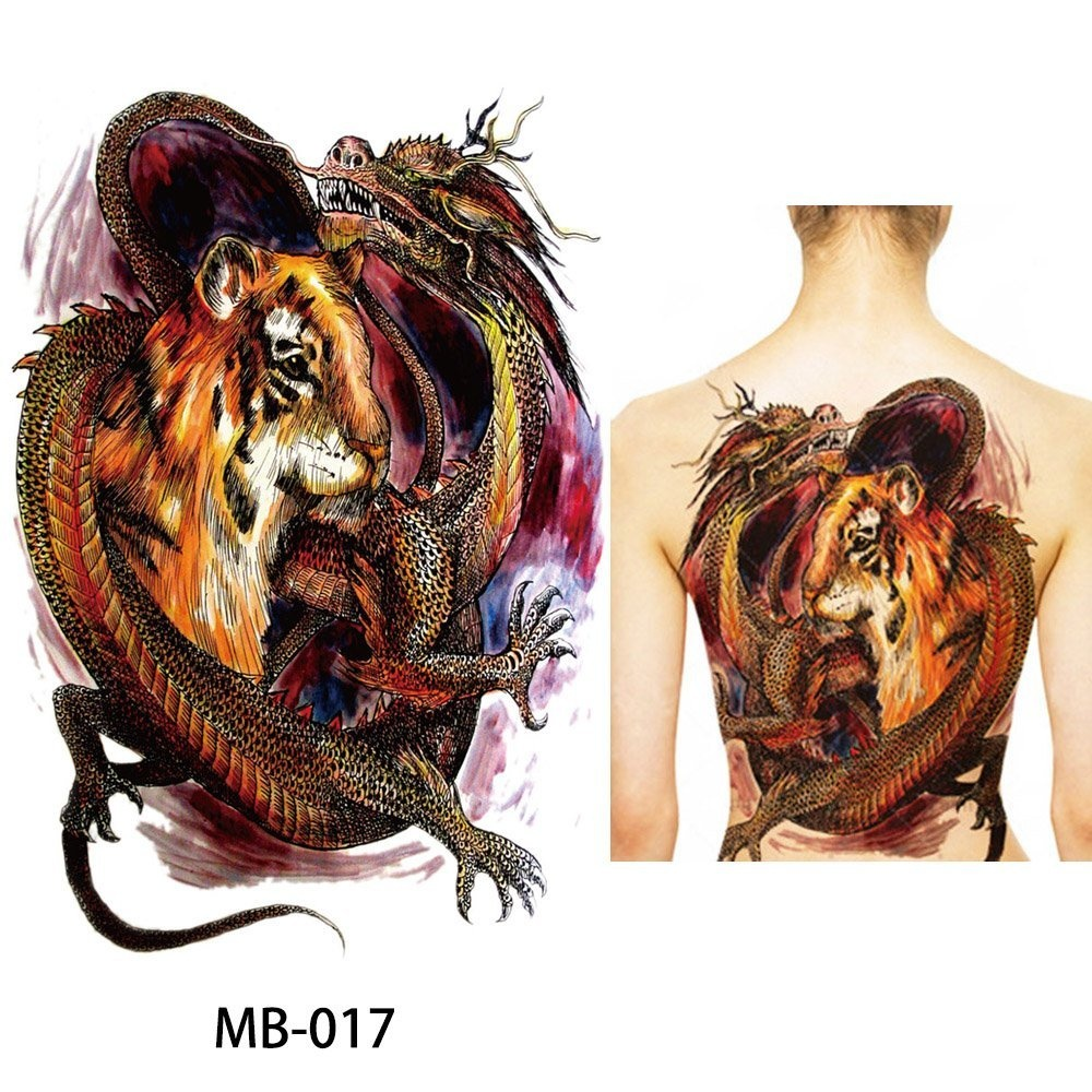 33b406910 Temporary Tattoo Dragon Beauty: Buy Online from Fishpond.co.nz
