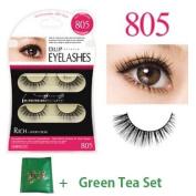 D.U.P False Eyelashes - Rich 805