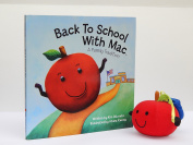 Back To School With Mac Book & Plush Toy Set