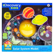 USA Discovery 3D Solar System Art and Craft Kit by Horizon Group USA