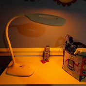 SomniLight Dimmable Amber Nursery Lamp
