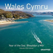 Wales - Year of the Sea 2018 Calendar