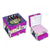 Kids Euroswan - Disney WD16756 Jewellery Box with Mirror The Descendants