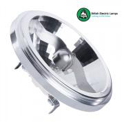 2x AR111 M162 75w 12v 24 degree Aluminium Reflector