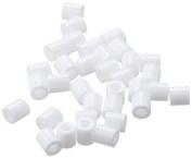 Perler Beads 80-14058 2000 Mini Beads, White .supply.from:theladrishrosie