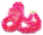 Marabou Feather Boa 180cm -Pink Mix