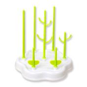 TRIEtree Anti Bacterial Baby Milk Bottle Holder Drying Rack Nipple Rack Cup Frame