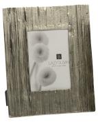Silver Aluminium Bark Frame