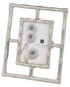 Silver Silver Bamboo Frame
