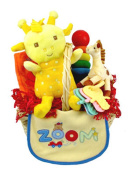 Baby Gift Idea Busy Delightful Baby Gift Basket