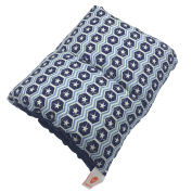 Pello Comfy Cradle - Slip-on Arm Pillow for Baby Nursing - Reversible, Adjustable, Washable, Durable, Jaxon/ Navy