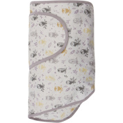 Miracle Blanket Swaddle, Forest Owls