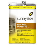 SUNNYSIDE CORPORATION 873G1 3.8l Raw Linseed Oil