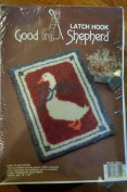 "Good Shepherd ""First Place Goose"" 18 X 24 Latch Hook Rug Kit"