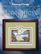 Peace Dove (Leaflet 365) Cross Stitch Chart and Free Embellishment