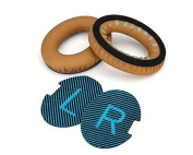 MiCity 2 Replacement Ear Pads Earpads Cushions Ear Cups for BOSE QC15 QC25 QC2 AE2 QuietComfort Headphones