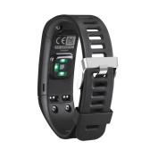 Replacement Wrist Band,SMYTShop Silicone Band Strap Wristband Bracelet for Garmin Vivosmart HR