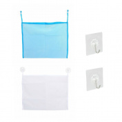 Toy Storage Bag, Ethin Bathroom Hanging Mesh Organiser Bags for Baby