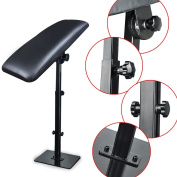 Vanyda Adjustable Stand Tattoo Arm Leg Rest Studio Chair Bed Portable Supply Stool Kit